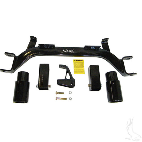 "Jakes Lift Kit, 4"" Drop Axle, E-Z-Go Marathon Gas 89-94.5"