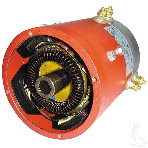Motor, High Speed, E-Z-Go DCS/PDS