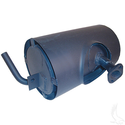 Muffler, Yamaha G16 4-cycle Gas 96+