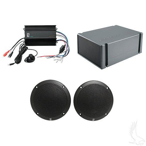 MP3 Subwoofer Package