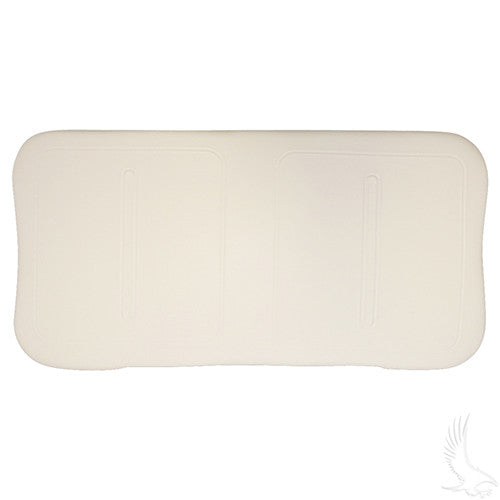 Seat Bottom Assembly, White, E-Z-Go Medalist/TXT