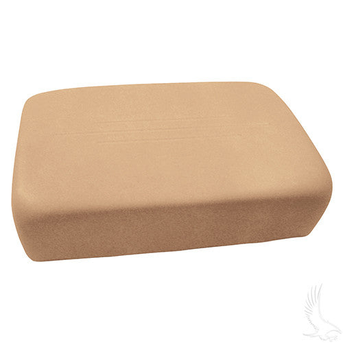 Seat Back Assembly, Tan, E-Z-Go Marathon