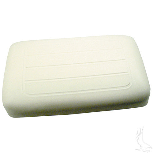 Seat Back Assembly, Ivory, Yamaha G2/G9 85-91