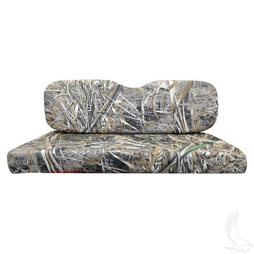 Seat Back & Bottom Covers, Realtree MAX-5, RH Rear Seat Kit Large