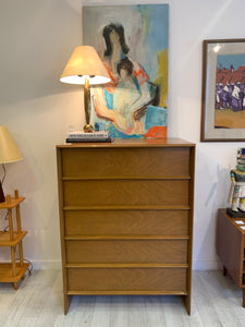 T.H. Robsjohn-Gibbings for Widdicomb Chest of Drawers mid century modern