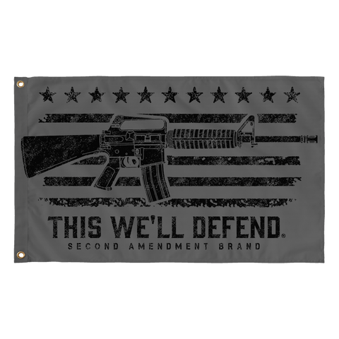 "This We'll Defend - 36"" x 60"" Flag"