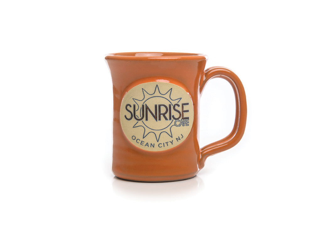 Flare Mug - Sunset Orange