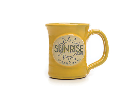 Flare Mug - Sunshine Yellow