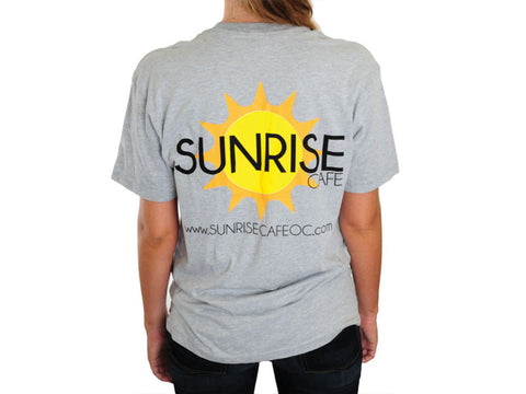 Sunrise Cafe T Shirt OCNJ T Shirt