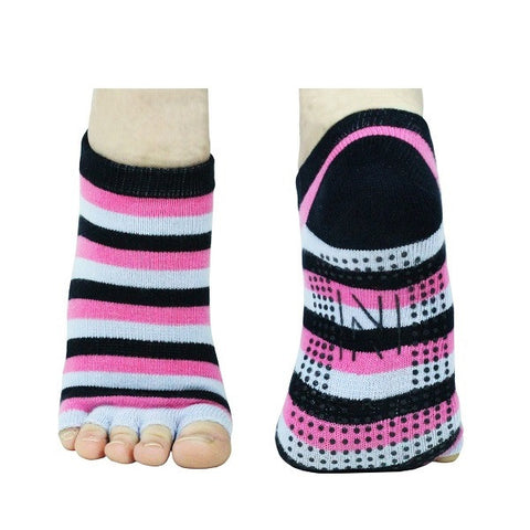Yoga & Pilates Ladies Sock Style: ROSITA