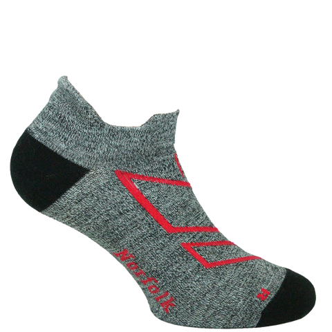 Running/Walking Merino Wool Blend Seamless Light Sock Style: JEFF