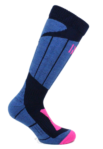 Ski CLIMAYARN® Wool Ladies Sock STYLE: BUCHNER