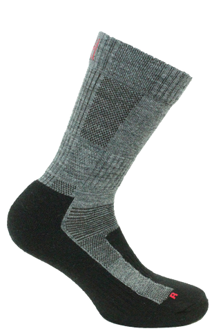 Kids 2PK Trekking, Hiking & Walking Merino Wool Sock Style: LEONARDO-KIDS