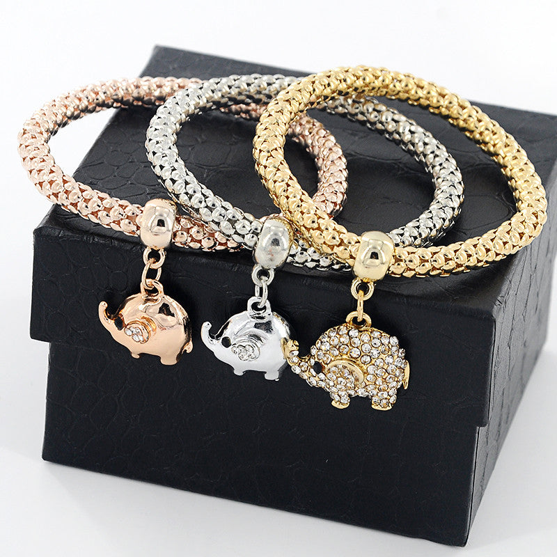 save products bracelet elephant animals