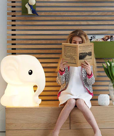 Elephant Light Lamp