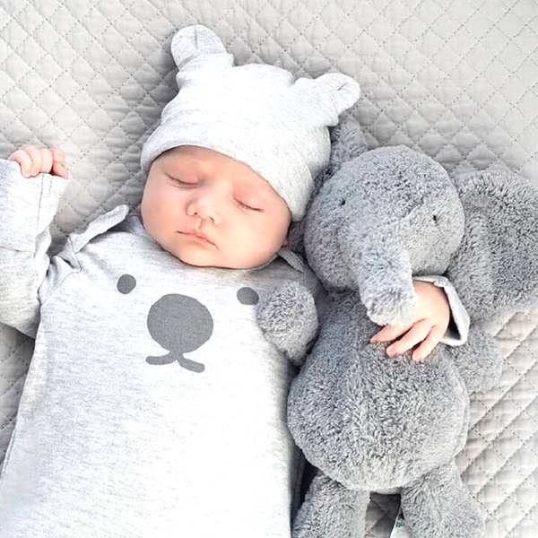 Lovely Elephant Baby Plush Toy