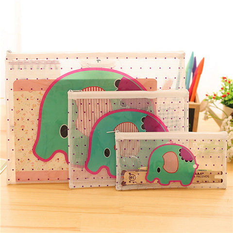 Elephant Makeup Pouch (Waterproof)
