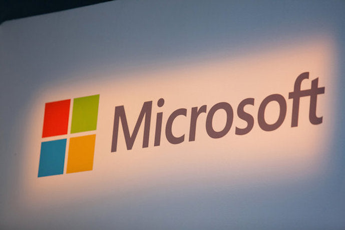 Microsoft Corp. Chief Executive Officer Steve Ballmer News Conference At New Store Opening
