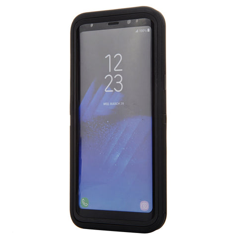 CasePhile Defense Case - Samsung S8 - Black