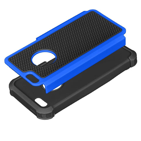 Casephile Bali Case - iPhone 5 & 5S & SE - Blue