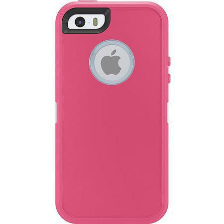 Casephile Defense Case - iPhone 5 & 5S & SE - Pink