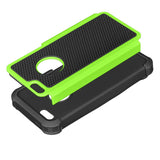 Casephile Bali Case - iPhone 5 & 5S & SE - Green