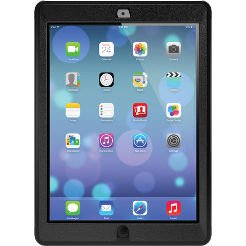 "Casephile Defense Case for iPad 5/6 (2017) 9.7"" - Black"