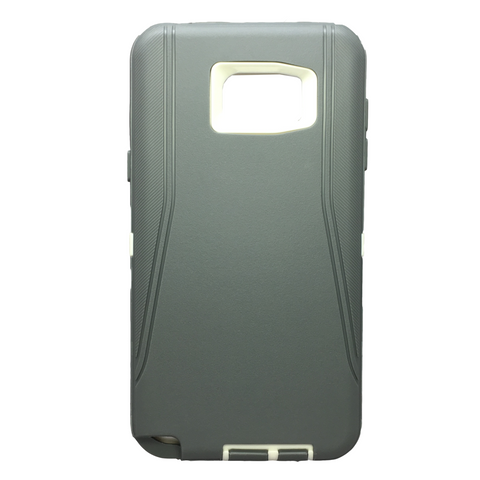 CasePhile Defense Case - Samsung Note 5 - Gray