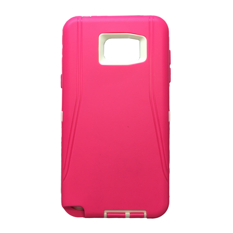 CasePhile Defense Case - Samsung Note 5 - Pink