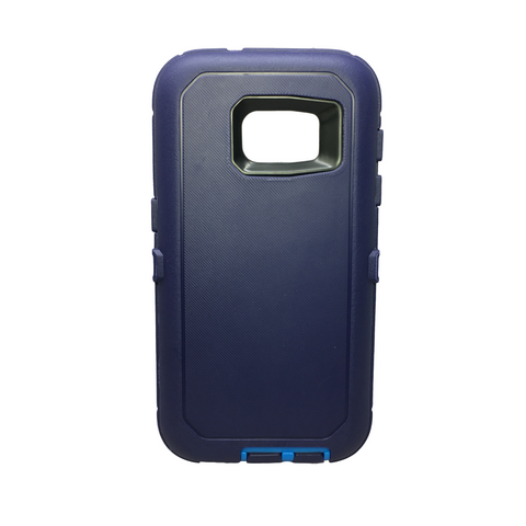Casephile Defense Case - Samsung S7 - Blue