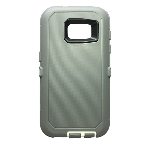 Casephile Defense Case - Samsung S7 Edge - Gray