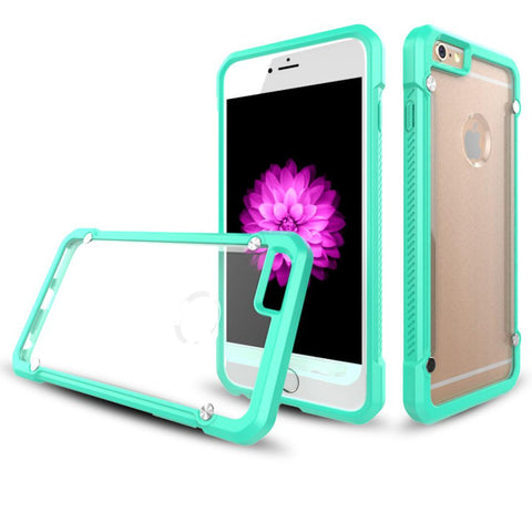 Casephile ClearCase for iPhone 6 & 6S - Mint