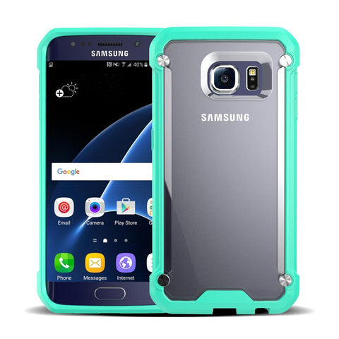 Casephile ClearCase for Samsung S6 - Mint