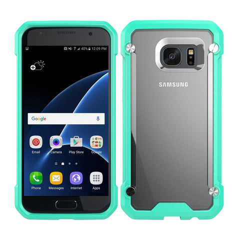 Casephile ClearCase for Samsung S7 - Mint