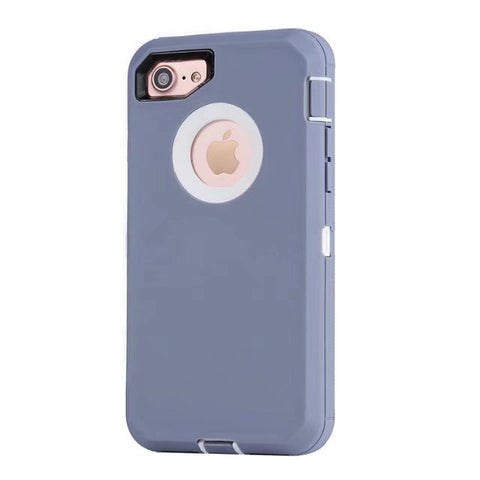 Casephile Defense Case - iPhone 7/8 - Grey