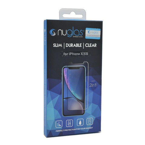 NuGlas for iPhone X/XS