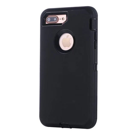 Casephile Defense Case - iPhone 7/8 Plus - Black