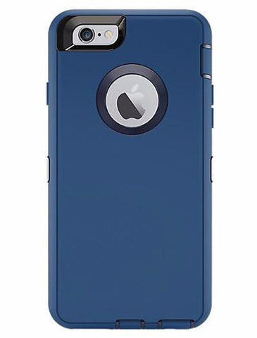 Casephile Defense Case - iPhone 6 Plus & 6S Plus -  Blue