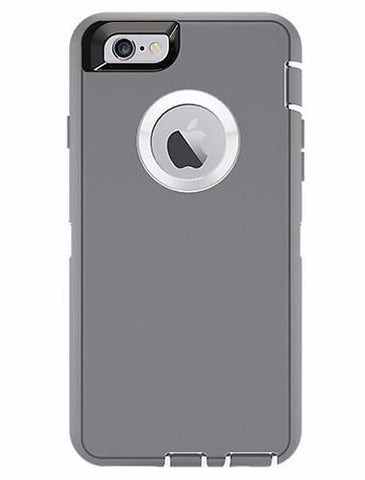 Casephile Defense Case - iPhone 6 Plus & 6S Plus - Gray