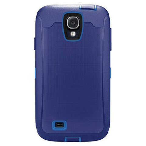 Casephile Defense Case - Samsung S4 - Blue