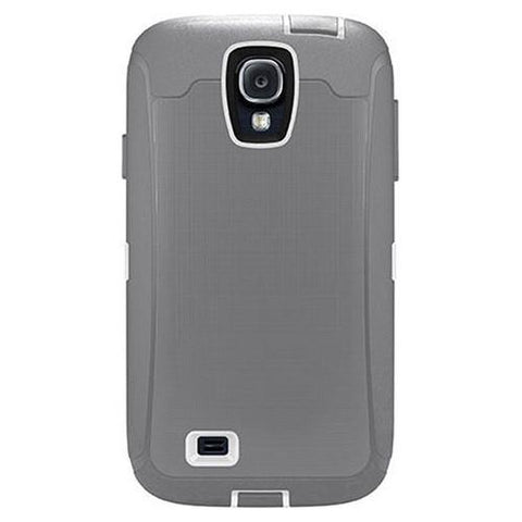 Casephile Defense Case - Samsung S4 - Gray