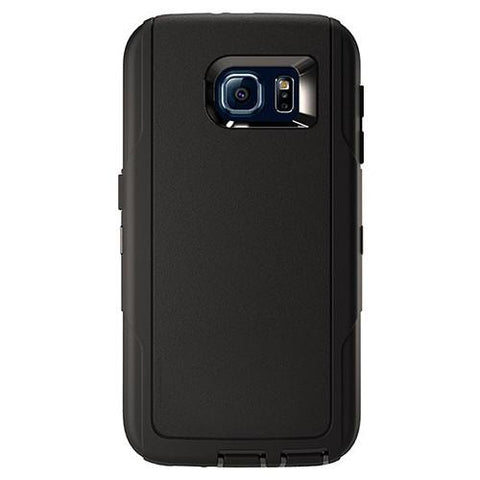 Casephile Defense Case - Samsung S6 - Black