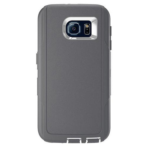 Casephile Defense Case - Samsung S6 - Gray