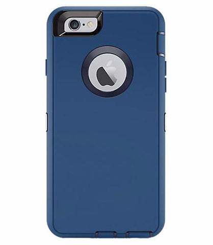 Casephile Defense Case - iPhone 6 & 6S - Blue