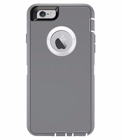 Casephile Defense Case - iPhone 6 & 6S - Gray