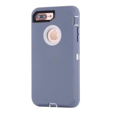 Casephile Defense Case - iPhone 7/8 Plus - Grey