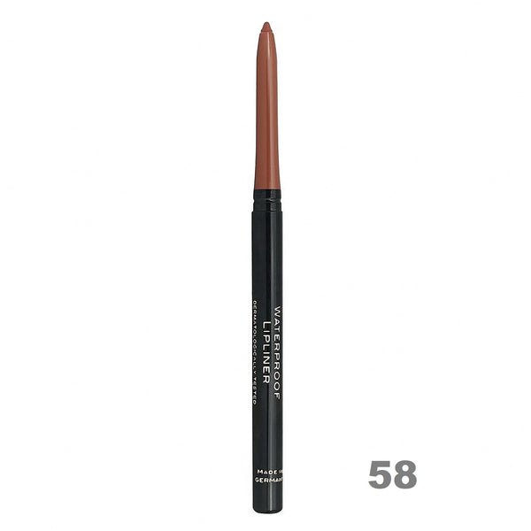 Retractable Waterproof Lipliner eveline-cosmetics.myshopify.com