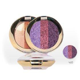 Golden Rose Terracotta Eyeshadow Glitter Trio - eveline-cosmetics