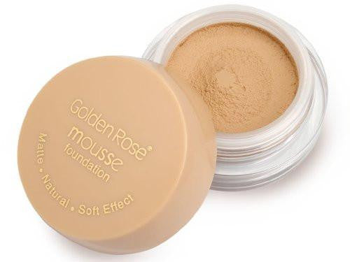 Golden Rose Mousse Foundation eveline-cosmetics.myshopify.com