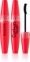 Eveline Cosmetics Curl-up Volume Black Mascara 10ml